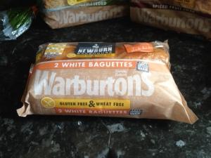 Newburn Bakehouse Gluten Free Baguettes