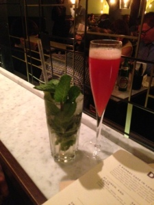 Bollybellini & Chaijito at Dishoom