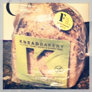 Knead Bakery Seeded Bread