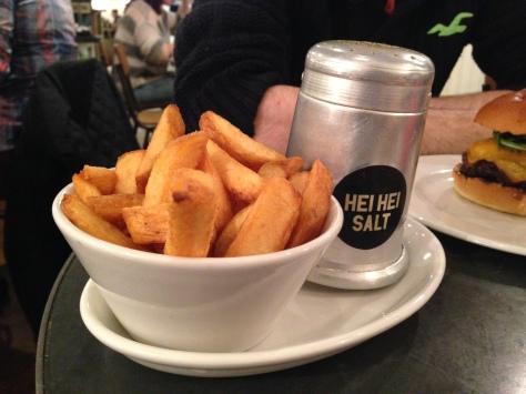 Skin-On Chips (Not Gluten Free)