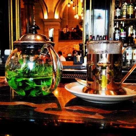 The Wolseley Mint Tea