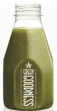 Green Goodness Juice
