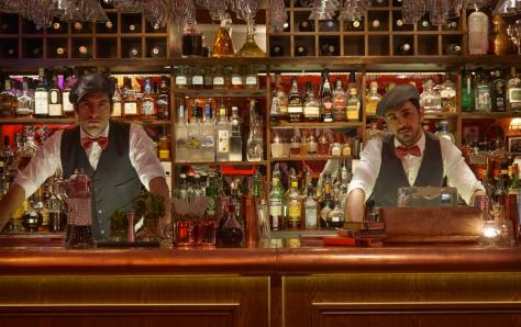 barts bar