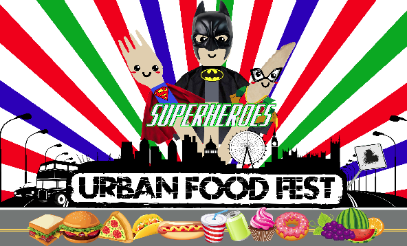 STREET FOOD SUPERHERO